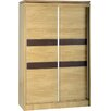 Home & Haus Rossett 2 Door Wardrobe