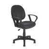 Home & Haus Operator Mid-Back Task Chair with Lumbar Support