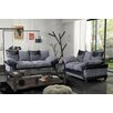 Home & Haus Line Sofa Set