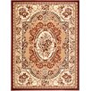 Home & Haus Halite Dark Beige Area Rug