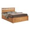 Home & Haus Rarotonga Ottoman Bed Frame