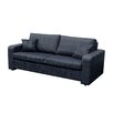 Home & Haus Upolu Euba 2 Seater Sofa