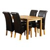Home & Haus Innisfail Dining Table and 4 Chairs
