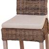 Home & Haus 2-tlg. Stuhlauflagen-Set
