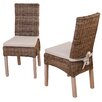Home & Haus Style Dining Chair Set (Set of 2)