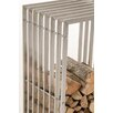 Home & Haus Indiana Fireplace Wood Stand