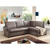 Home & Haus Ecksofa Eagle mit Bettfunktion