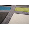 Home & Haus Amatrix Gray Area Rug
