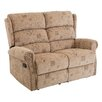 Home & Haus Brooklyn 2 Seater Loveseat