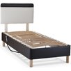 Home & Haus Latex Upholstered Bed Frame