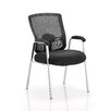 Home & Haus Salem III Mid-Back Mesh Office Chair with Arms