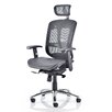 Home & Haus Mirage High-Back Mesh Executive Chair