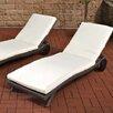 Home & Haus Sonnenliegen-Set Spree mit Sitzauflagen