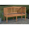Home & Haus Derg Teak Bench