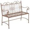 Home & Haus Itasca 2-Seater Iron Bench