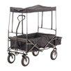 Home & Haus Mallahle 110 cm x 52 cm x 119 cm 80kg Trolley