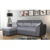 Home & Haus Ecksofa Como mit Bettfunktion