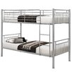 Home & Haus Rhodes Single Bunk Bed
