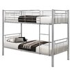 Home & Haus Rhodes European Single Bunk Bed