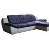 Home & Haus 2-tlg. Ecksofa Falkands mit Bettfunktion