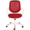 Home & Haus Ice Mid-Back Mesh Desk Chair