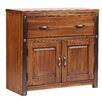 Home & Haus Freela 2 Door 1 Drawer Combi Chest