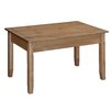 Home & Haus Battue Coffee Table