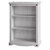Home & Haus Dorado Wide 110cm Standard Bookcase