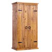 Home & Haus Courta 2 Door Wardrobe