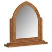 Home & Haus Bogenförmiger Schminktisch-Spiegel Ukiah