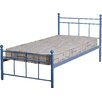 Home & Haus Callum Single Wrought Iron Bed