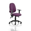 Home & Haus Novus Mid-Back Desk Chair