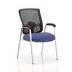 Home & Haus Salem III Mid-Back Office Chair with Arms