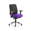 Home & Haus Velocity Mid-Back Desk Chair