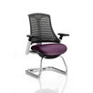 Home & Haus Brighton Mid-Back Desk Chair