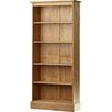 Home & Haus Frie Tall Wide 177.5cm Standard Bookcase