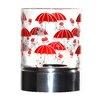 Muurla Design Moomin Holder My Umbrellas Glass Votive
