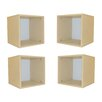 Monica Lazzari Design Cube (Set of 4) (Set of 4)