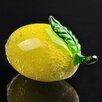 Viz Glass Hand Blown Art Glass Fruit Sculpture