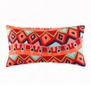 Josie by Natori Hollywood Boho Cotton Lumbar Pillow