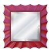 Hickory Manor House Square Sunburst Mirror