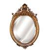 Hickory Manor House French Beveled Mirror