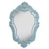 Hickory Manor House French Curved Mirror
