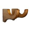 Hickory Manor House Drapery Curtain Brackets (Set of 2)