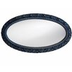 Hickory Manor House Serpentine Oval Mirror