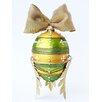 Eva Design Gilded Ornament