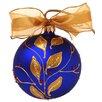 Eva Design Leaves Ornament