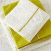 Auggie Rabbit Patch Sheet Set