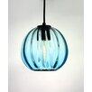 D'Fine Lighting Vintage 1 Light Globe Pendant