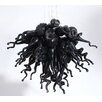 D'Fine Lighting Obsidian 3 Light Chandelier